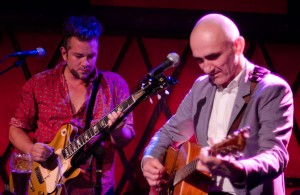 Paul Kelly and Dan Kelly at Rockwood Music Hall