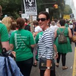 Women for Climate Justice 05 - Peoples Climate March - New York City 2014