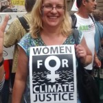 Women For Climate Justice 09 - Peoples Climate March - New York City 2014