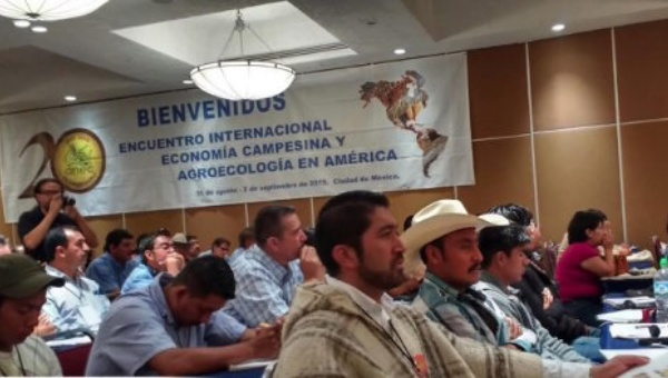 The International Meeting on Campesinos Economy and Agroecology in America