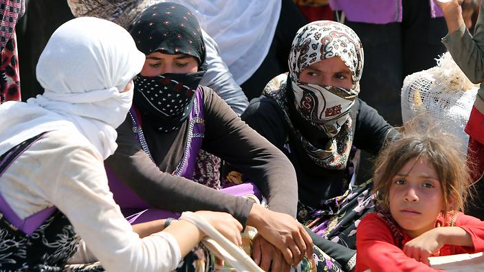 IRAQ-UNREST-YAZIDIS-DISPLACED http://eaworldview.com/2015/06/iraq-1st-hand-rape-abuse-slavery-a-yazidi-womans-ordeal-with-the-islamic-state/