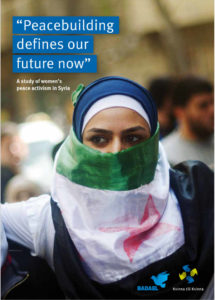 Click to download Peace Building Syria 2016 - PDF