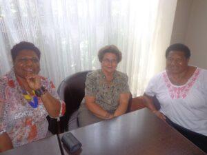 JanetSape-DameCarol Kidu-Julie Soso