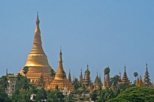 Shwedagon Pagoda. (CC) Jean-Marie Hullot