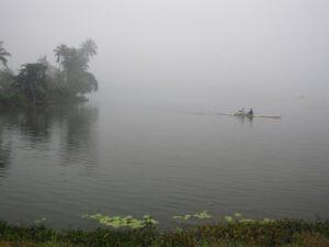 Inya Lake -Burma
