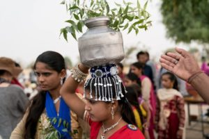 The Asia Foundation - Jane Sloane visit to Jal Bhagirathi Foundation Water Project