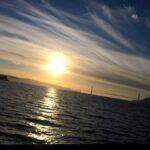 Golden Gate From Ferry